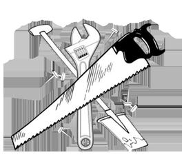 klussenbedrijf mure Logo